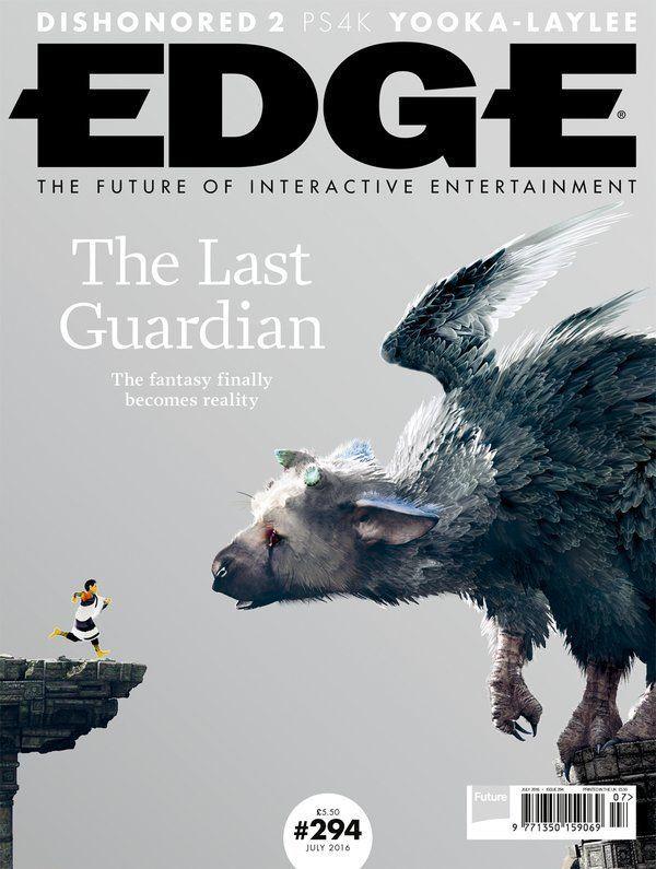 The Last Guardian_EDGE