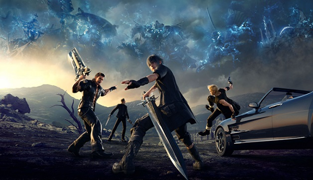 Final Fantasy XV_Box_Art