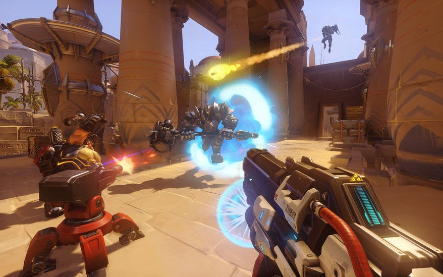 Overwatch-gameplay