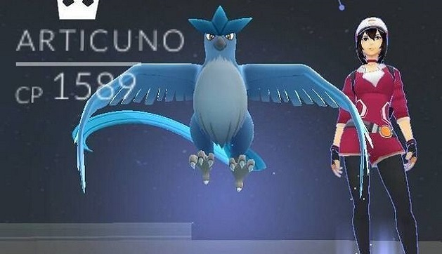 Articuno_Pokemon_Go