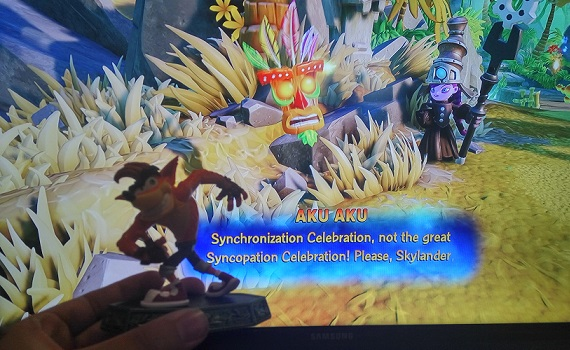 Crash_Skylanders Imaginators