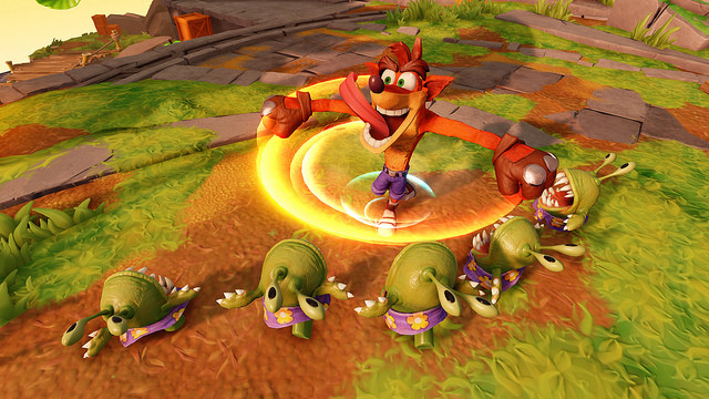 skylanders imaginators_crash