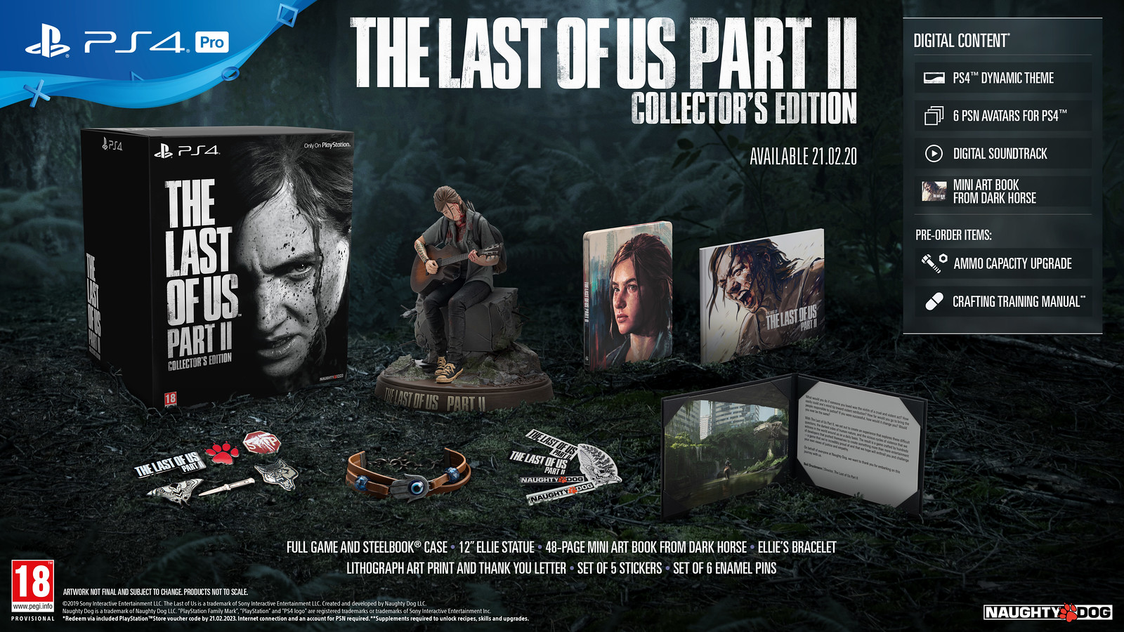 The Last Of Us Part II Collector´s Edition