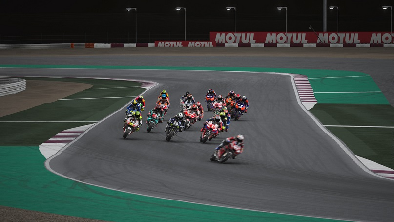 MotoGP 20 Carreras