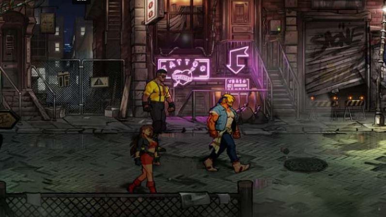 Streets of Rage 4 _qtg