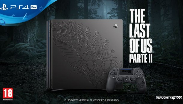 The Last Of Us Parte II PlayStation 4 Pro